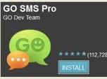 Duh! Go SMS Pro Ekspos Miliar Data Foto & Video Pengguna