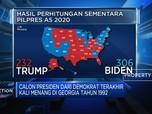 Joe Biden Terus Salip Donald Trump dalam Pemilu AS 2020