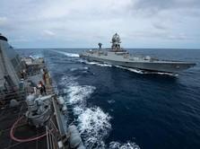 Turki Sebut Kapal Perang AS Mau Parkir di Laut Hitam, Kenapa?