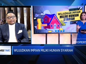 Keuntungan Miliki Rumah Lewat KPR Syariah