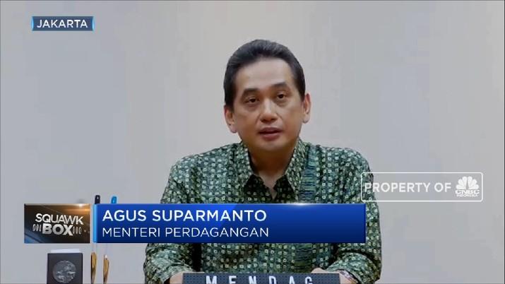 Mendag: Gabung di RCEP, Ekspor RI Bisa Naik 11% Dalam 5 Tahun  (CNBC Indonesia TV)