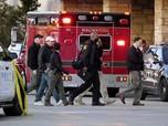 Teror Penembakan di Mal Wisconsin AS, Begini Penampakannya