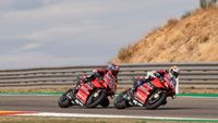 Ducati Juara Dunia Konstruktor MotoGP 2020