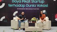Mitras Dudi Gelar Pelatihan Daya Tarik Startup ke Vokasi