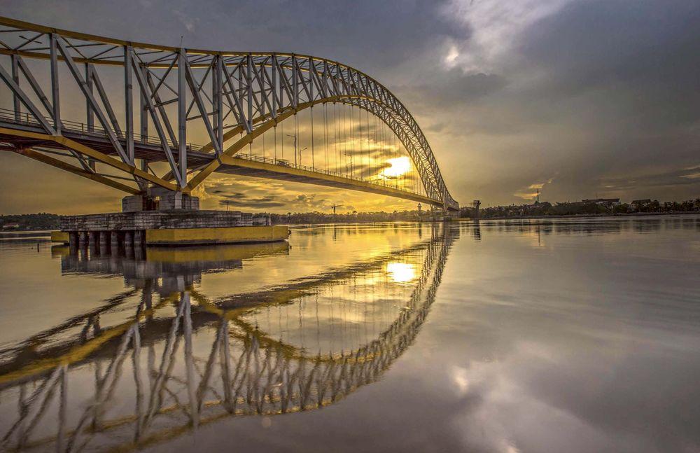 Ilustrasi Jembatan. (Dok: PUPR)