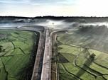Jaringan Tol di RI Membelah 'Hutan Beton' Hingga Perkebunan