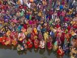 Please Jangan Ditiru RI, Corona Naik Lagi di India karena Ini