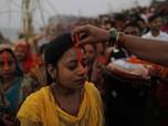 Kabar Vaksin Bawa Ekonomi India Keluar dari Klub Resesi