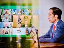 Jokowi Minta Akses Vaksin Covid-19 Dibuka bagi Semua Negara