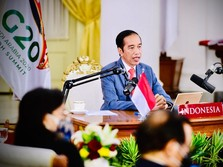 Moment KTT G-20, Jokowi Pamer Pencapaian Ekonomi Hijau RI