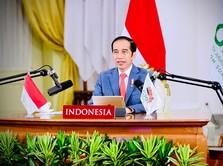 Top Pak Jokowi! Ekonomi RI Terbaik Kedua Dunia Setelah China
