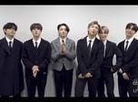 Daebak! BTS Raih 2 Penghargaan di American Music Awards 2020
