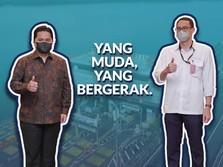 Erick Pamer Dirut Milenial BUMN Jasamarga Bali Tol, Siapa?