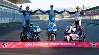 Trio Juara Dunia Grand Prix 2020: Mir, Bastianini, Arenas