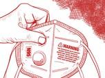 Warning! Masker Berkatub Dapat Menularkan Covid-19