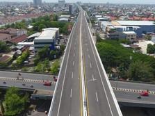 Terbaru! Proyek Strategis Jokowi, RI Dikelilingi Banyak Tol