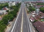 Makin Wuzz.. Tol Layang Ujung Padang Seksi 3 Resmi Beroperasi