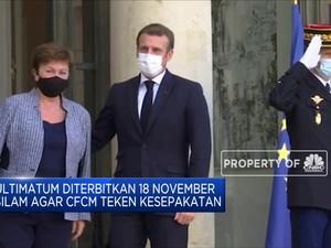 Macron Beri Ultimatum Dewan Muslim Prancis Selama 15 Hari