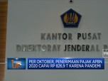 Realisasi Penerimaan Pajak Hingga Oktober Minus 18,8% (YOY)