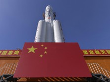 Wuss! Ekonomi China Digadang Meroket 18,7% di Kuartal I-2021