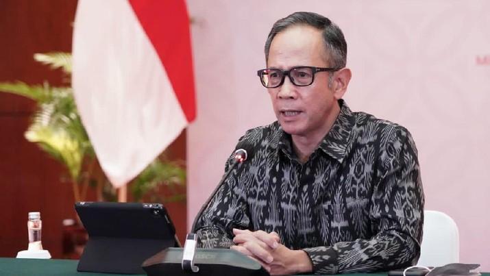 Wakil Menteri Luar Negeri RI Mahendra Siregar (Dokumentasi Kementerian Luar Negeri RI)