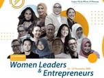 Cinta Laura & Putri Tanjung Berbagi Tips Womanpreneur Sukses