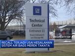 Airbag Bermasalah, GM Recall 7 Juta Unit Mobil