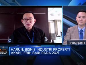 Hadapi Kebangkitan Sektor Properti, CTRA Tingkatkan Landbank