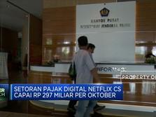 Indonesia Cuan dari Pajak Digital Netflix CS