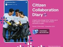 Hore! #CitizenCollaborationDiary Diperpanjang Jadi 6 Desember