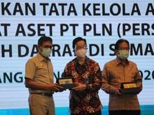 KPK - PLN - ATR/BPN Berhasil Amankan Aset Tanah Rp 1,7 T