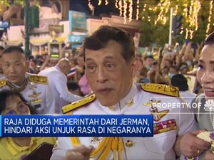 Pemerintah Jerman Ancam Usir Raja Thailand