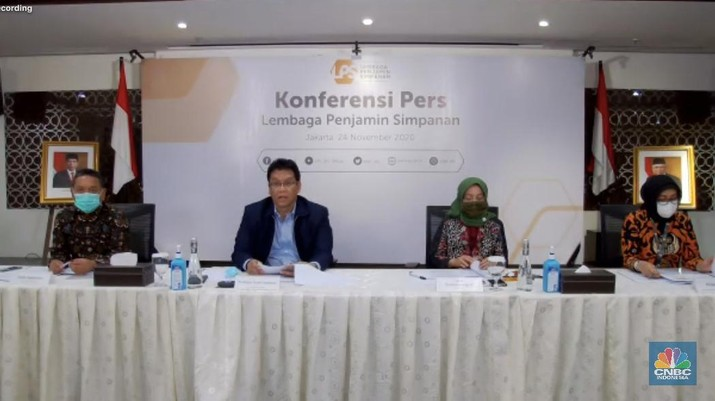 Purbaya, Ketua DK LPS. (CNBC Indonesia/Syahrizal Sidik)