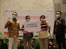 Pertamina Salurkan Rp1,7 M Bantuan Kemitraan untuk SulutGo