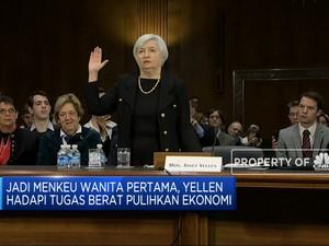 Selamat! Biden Pilih Janet Yellen sebagai Menkeu AS