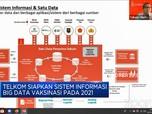 Telkom Siapkan Sistem Informasi Big Data Vaksinasi Pada 2021