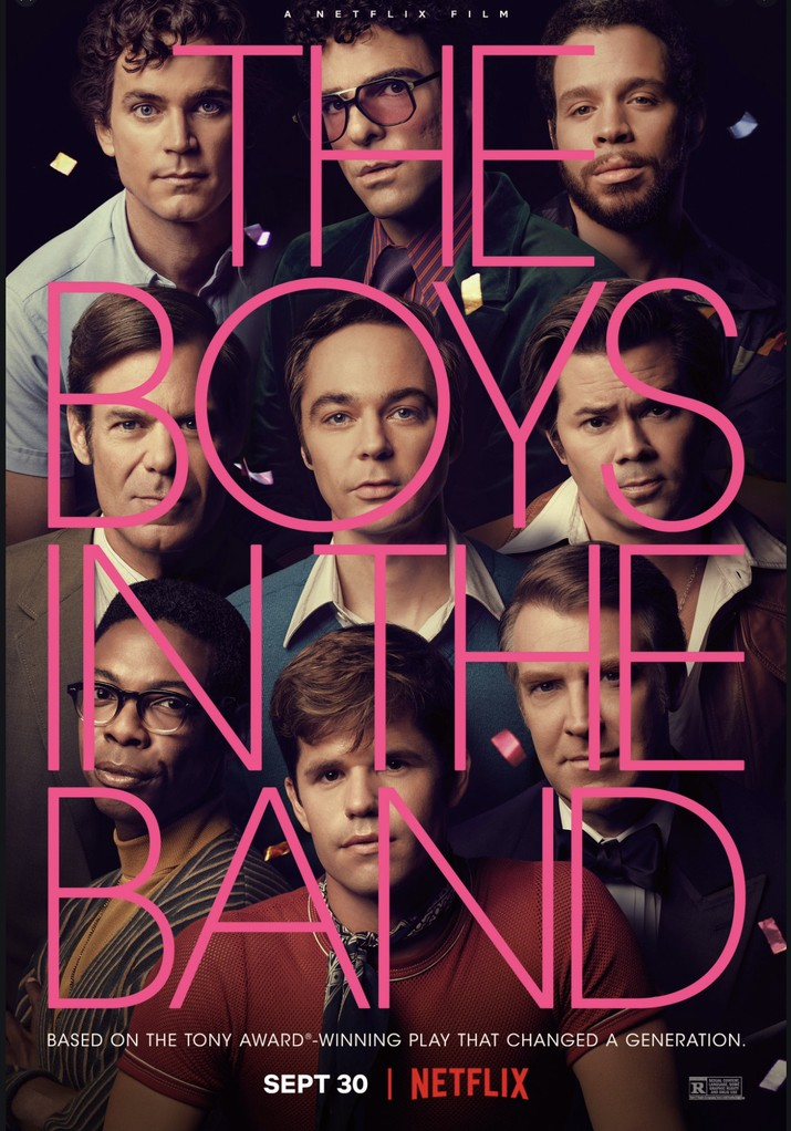 The Boys In The Band. Ist