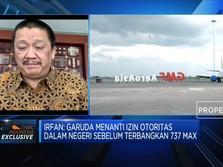 Bos Garuda: Kami Belum Berencana Terbangkan Boeing 737 Max