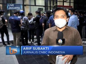 Update Penangkapan Menteri Edhy Prabowo