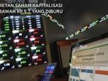 Deretan Saham Kapitalisasi di Bawah Rp 5 T Diburu Investor