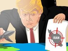 Waspada Perang Dunia III! Trump Kirim Bomber Nuklir Ke Iran