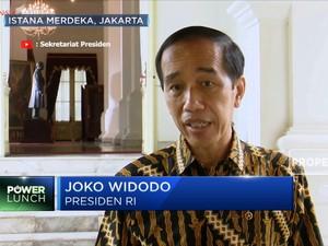 Jokowi Buka Suara Soal Penangkapan Menteri Edhy Prabowo