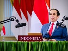 Pamer Omnibus Law di WEF, Jokowi Undang Investor Asing ke RI