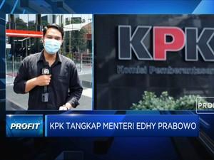 Perkembangan Penangkapan Menteri Edhy Prabowo