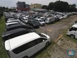 Mobil Banyak Ditarik Leasing, Lelang Mobil Lagi 'Kebanjiran'