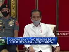 Menteri KP Ditangkap KPK, Isu Reshuffle Kabinet Mencuat