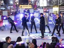 Fantastis! Baju BTS di Video Dynamite Laku Rp 2,2 M