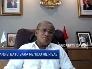 PTBA Butuh USD 2 Miliar Untuk Hilirisasi Batu Bara