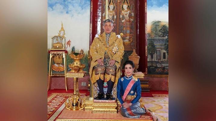 Selir Thailand sineenat (Instagram/@sineenat2528)