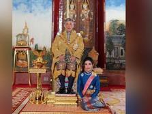 3 Fakta Selir Raja Thailand Sineenat yang Fotonya Bocor